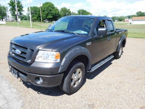 2006 Ford F-150 for sale at WESTERN RESERVE AUTO SALES in Beloit OH