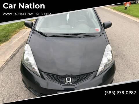 2011 Honda Fit for sale at Car Nation in Webster NY