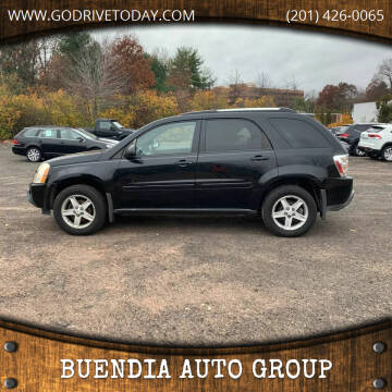 2005 Chevrolet Equinox for sale at BUENDIA AUTO GROUP in Hasbrouck Heights NJ
