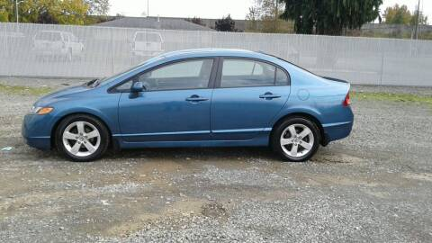 2008 Honda Civic for sale at Car Guys in Kent WA