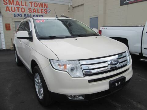 2008 Ford Edge for sale at Small Town Auto Sales in Hazleton PA