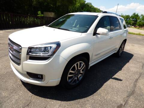 2013 GMC Acadia for sale at Chris's Century Car Company in Saint Paul MN