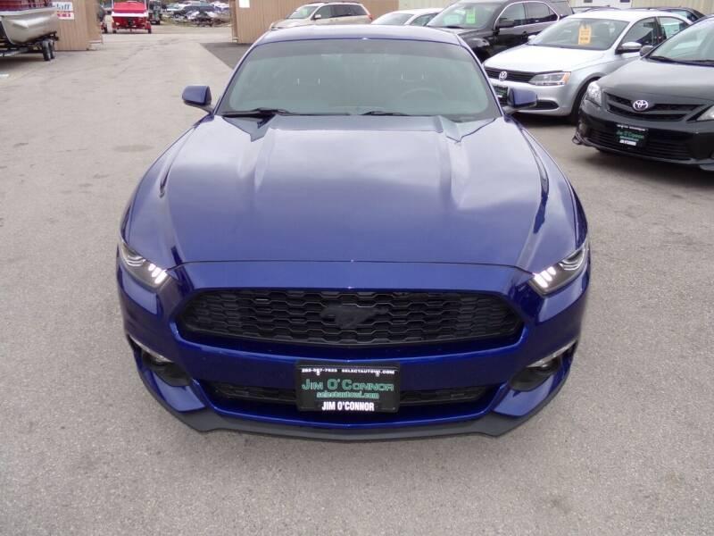 2015 Ford Mustang ECOBOOST - Oconomowoc WI