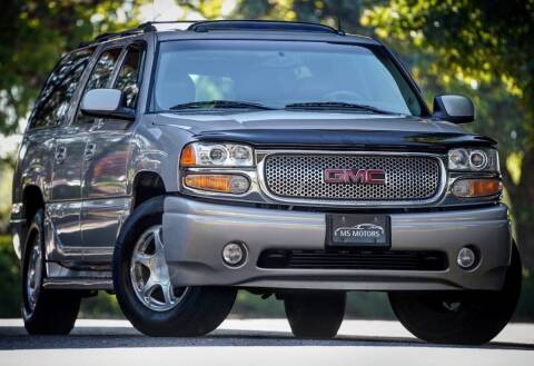 2005 GMC Yukon XL for sale at MS Motors in Portland OR
