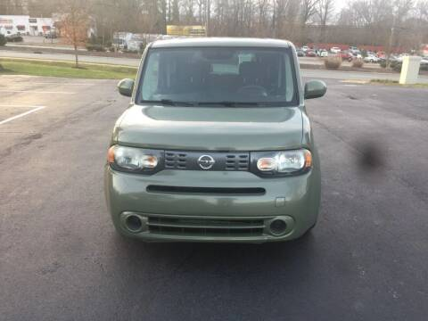 2009 Nissan cube for sale at Alfa Auto Sales in Raleigh NC