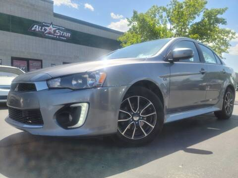2017 Mitsubishi Lancer for sale at All-Star Auto Brokers in Layton UT
