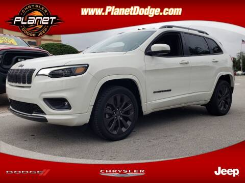 2019 Jeep Cherokee for sale at PLANET DODGE CHRYSLER JEEP in Miami FL
