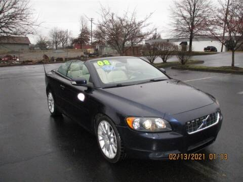 2008 Volvo C70 for sale at Euro Asian Cars in Knoxville TN