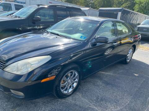 2004 Lexus ES 330 for sale at AMERI-CAR & TRUCK SALES INC in Haskell NJ