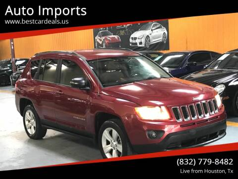 2011 Jeep Compass for sale at Auto Imports in Houston TX