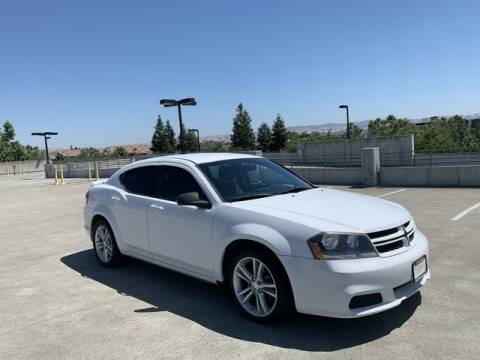 2013 Dodge Avenger for sale at PREMIER AUTO GROUP in Santa Clara CA