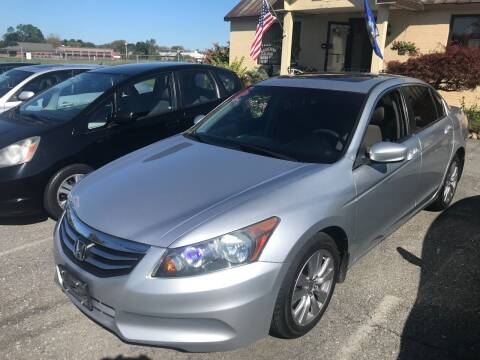 2012 Honda Accord for sale at RJD Enterprize Auto Sales in Scotia NY