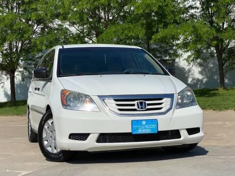 2008 Honda Odyssey for sale at MILANA MOTORS in Omaha NE
