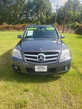2011 Mercedes-Benz GLK for sale at CAPITOL AUTO SALES LLC in Baton Rouge LA