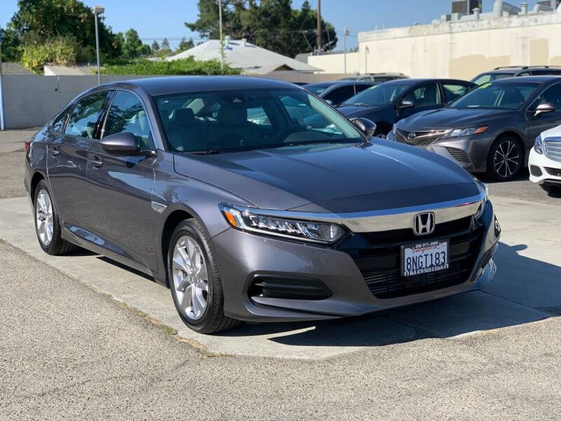2019 Honda Accord for sale at H & K Auto Sales & Leasing in San Jose CA