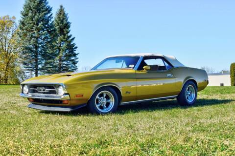 1972 Ford Mustang for sale at Hooked On Classics in Watertown MN