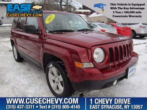 2017 Jeep Patriot for sale at East Syracuse Performance Sales & Service in Syracuse NY