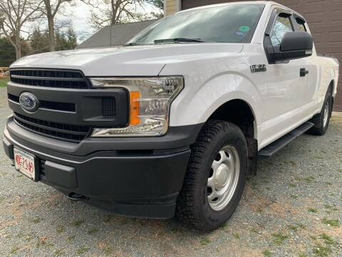 2019 Ford F-150 for sale at MEE Enterprises Inc in Milford MA