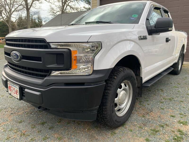 2019 Ford F-150 for sale in Milford, MA