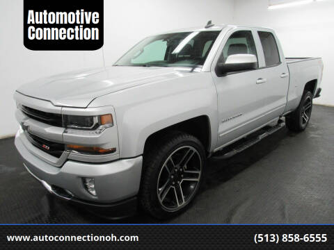 2018 Chevrolet Silverado 1500 for sale at Automotive Connection in Fairfield OH