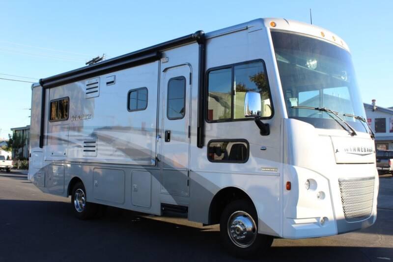 2019 Winnebago Adventurer 27N for sale at CA Lease Returns in Livermore CA
