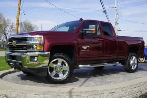2017 Chevrolet Silverado 2500HD for sale at Platinum Motors LLC in Heath OH