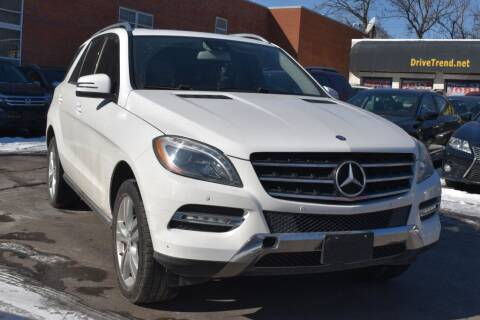 2014 Mercedes-Benz M-Class for sale at DRIVE TREND in Cleveland OH