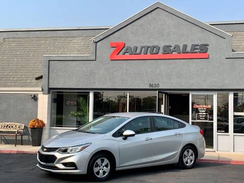 2017 Chevrolet Cruze for sale at Z Auto Sales in Boise ID