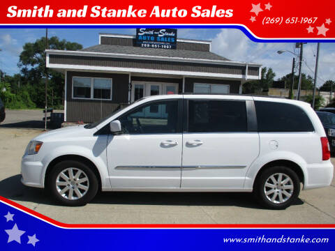 2014 Chrysler Town and Country for sale at Smith and Stanke Auto Sales in Sturgis MI