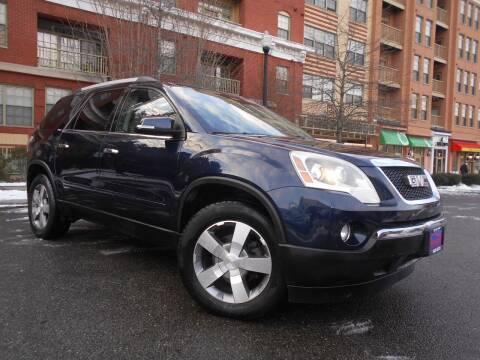 2012 GMC Acadia for sale at H & R Auto in Arlington VA