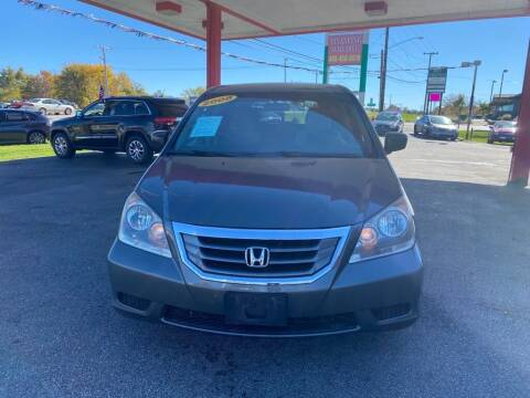 2008 Honda Odyssey for sale at Best Motor Auto Sales in Geneva OH