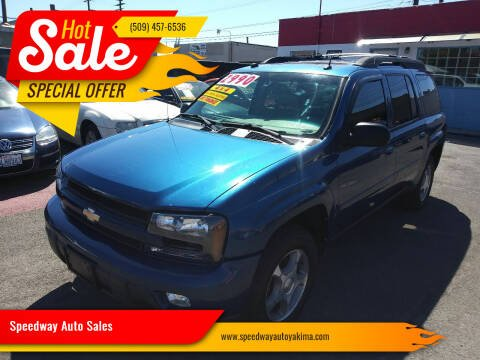 2005 Chevrolet TrailBlazer EXT for sale at Speedway Auto Sales in Yakima WA
