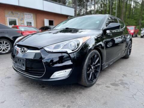 2013 Hyundai Veloster for sale at Magic Motors Inc. in Snellville GA