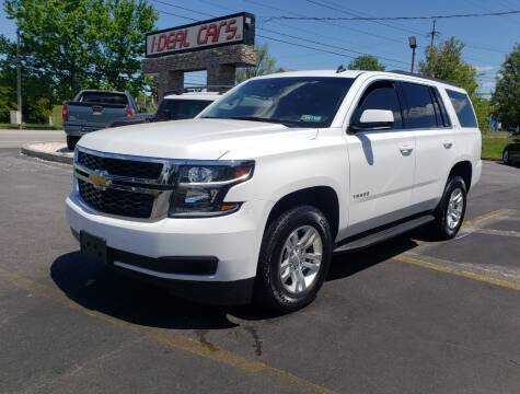 2015 Chevrolet Tahoe for sale at I-DEAL CARS in Camp Hill PA