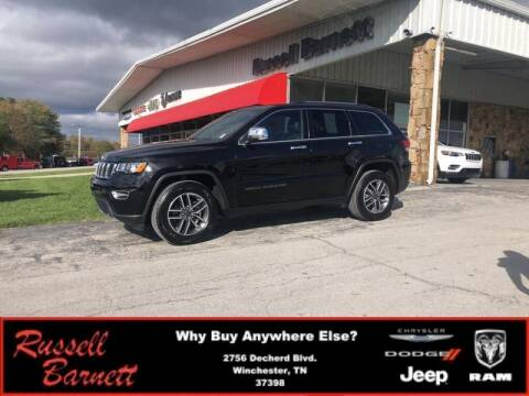 2020 Jeep Grand Cherokee for sale at Russell Barnett Chrysler Dodge Jeep Ram in Winchester TN