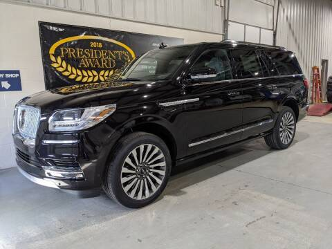 2021 Lincoln Navigator L for sale at LIDTKE MOTORS in Beaver Dam WI