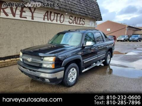 2006 Chevrolet Avalanche for sale at Harvey Auto Sales, LLC. in Flint MI