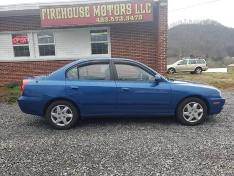 2006 Hyundai Elantra for sale at Firehouse Motors LLC in Bristol TN