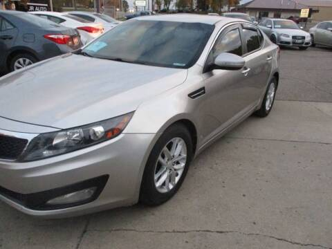 2012 Kia Optima for sale at JR Auto in Brookings SD