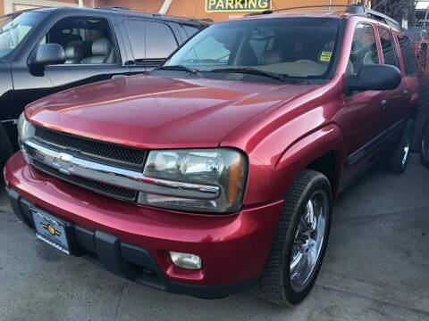 2002 Chevrolet TrailBlazer for sale at Los Primos Auto Plaza in Antioch CA