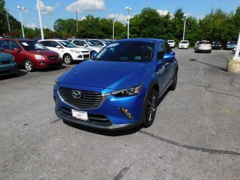 2016 Mazda CX-3 for sale at Paniagua Auto Mall in Dalton GA