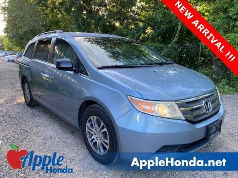 2011 Honda Odyssey for sale at APPLE HONDA in Riverhead NY