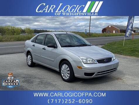 2007 Ford Focus for sale at Car Logic in Wrightsville PA