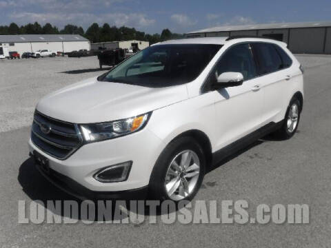 2018 Ford Edge for sale at London Auto Sales LLC in London KY