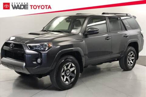 2019 Toyota 4Runner for sale at Stephen Wade Pre-Owned Supercenter in Saint George UT
