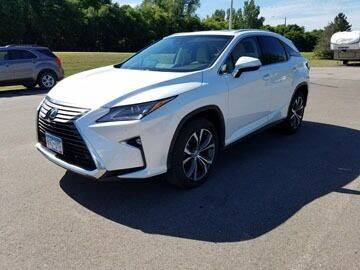 2016 Lexus RX 350 for sale at Pro Auto Sales and Service in Ortonville MN