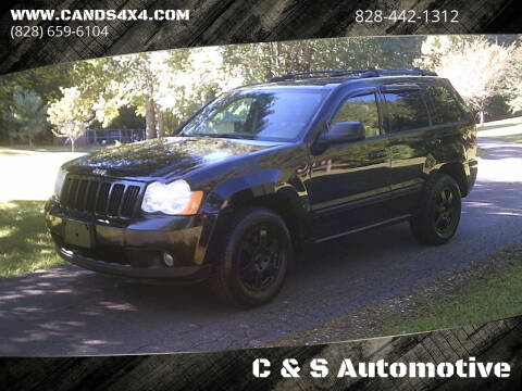 2008 Jeep Grand Cherokee for sale at C & S Automotive in Nebo NC