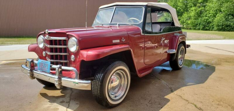 1950 Willys Jeepster for sale in Annandale, MN