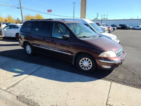 1999 Ford Windstar for sale at Cars 4 Idaho in Twin Falls ID