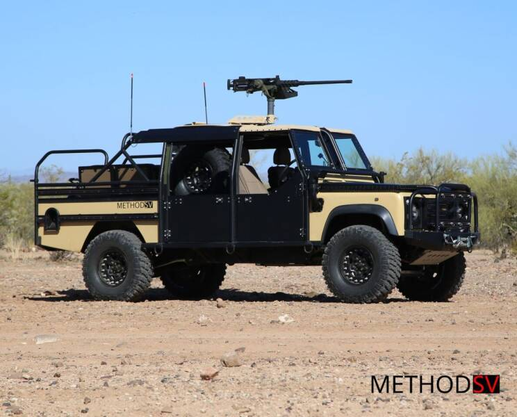 1989 Land Rover Defender for sale at Arizona Auto Resource in Tempe AZ